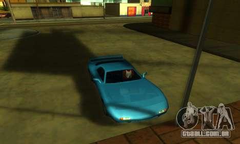 ENB 1.5 & Wonder Timecyc para GTA San Andreas terceira tela