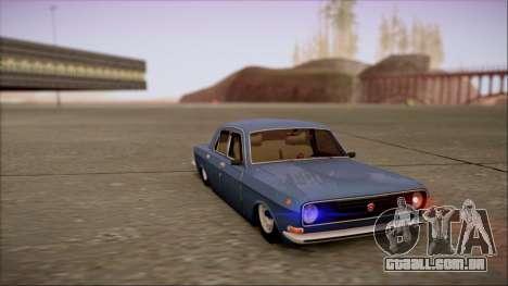 Reflective ENBSeries v2.0 para GTA San Andreas quinto tela