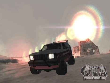 Bom Final ColorMod para GTA San Andreas sétima tela