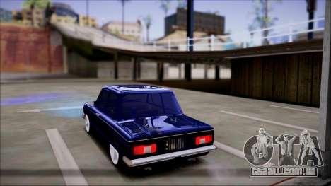 Reflective ENBSeries v2.0 para GTA San Andreas sétima tela