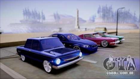 Reflective ENBSeries v2.0 para GTA San Andreas décima primeira imagem de tela