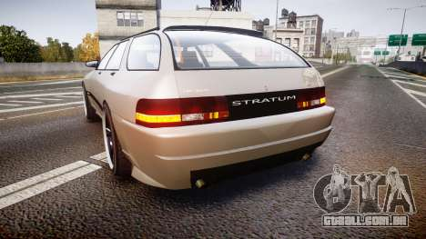 Zirconium Stratum GT para GTA 4 traseira esquerda vista