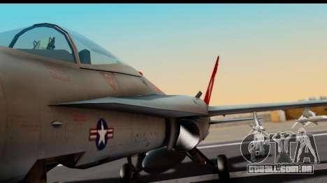McDonnell Douglas FA-18C Hornet VMFA-232 USMC para GTA San Andreas vista interior