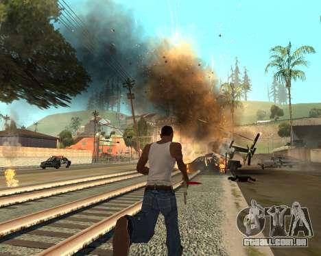 Good Effects v1.1 para GTA San Andreas sétima tela