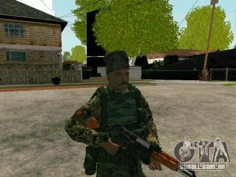 Kuban Cossaco para GTA San Andreas segunda tela