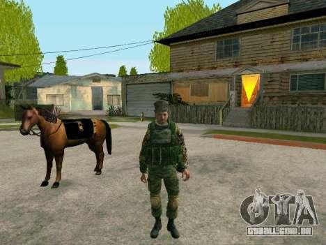 Kuban Cossaco para GTA San Andreas
