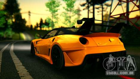 Pavanjit ENB v3 para GTA San Andreas quinto tela