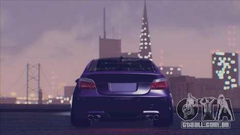 Real Live ENB para GTA San Andreas segunda tela