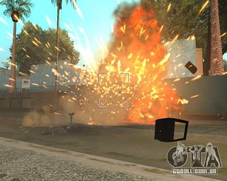 Good Effects v1.1 para GTA San Andreas sexta tela