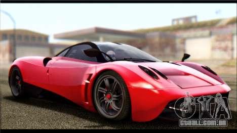 Simple ENB para GTA San Andreas segunda tela