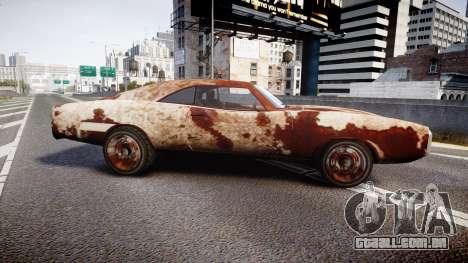 Imponte Dukes Beater para GTA 4 esquerda vista
