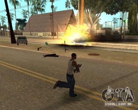 Good Effects v1.1 para GTA San Andreas nono tela