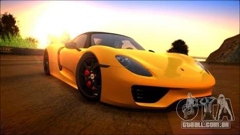 Pavanjit ENB v3 para GTA San Andreas terceira tela