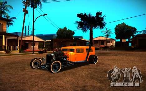 Ford Model A Hot-Rod para GTA San Andreas