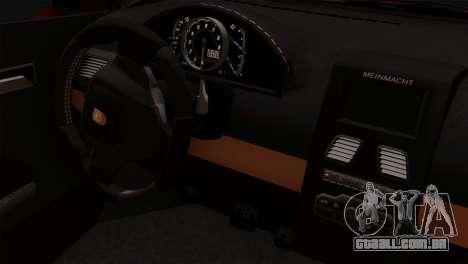 GTA 5 Pegassi Zentorno IVF para GTA San Andreas vista direita