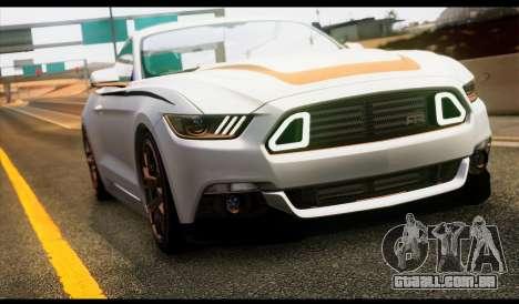 ENB Pavanjit v4 para GTA San Andreas terceira tela