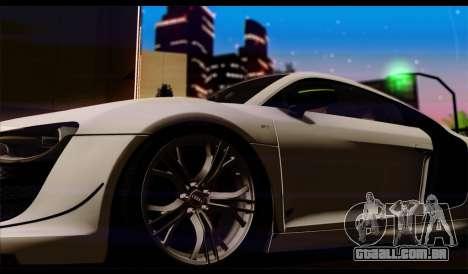 ENB J.F ProjeT 3.0 para GTA San Andreas segunda tela