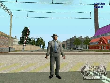 Nikita Khrushchev Sergeyevich para GTA San Andreas segunda tela