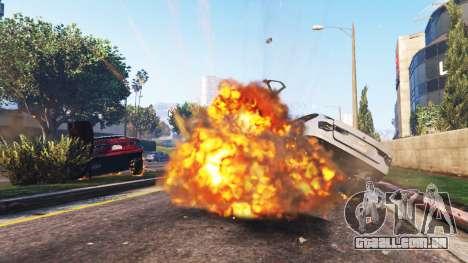 GTA 5 Caos quinta imagem de tela