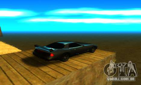 ENB 1.5 & Wonder Timecyc para GTA San Andreas por diante tela