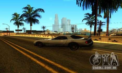 ENB 1.5 & Wonder Timecyc para GTA San Andreas segunda tela
