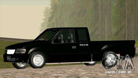 ISUZU Dragon Power para GTA San Andreas esquerda vista