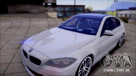 Reflective ENBSeries v2.0 para GTA San Andreas oitavo tela