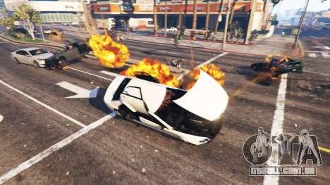 GTA 5 Caos terceiro screenshot