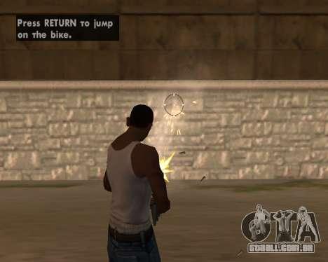 Good Effects v1.1 para GTA San Andreas segunda tela