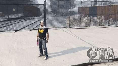 GTA 5 GTA V Online Snow Mod segundo screenshot