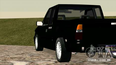 ISUZU Dragon Power para GTA San Andreas vista direita