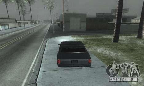 Beautiful ENB + Colormod 1.3 para GTA San Andreas oitavo tela