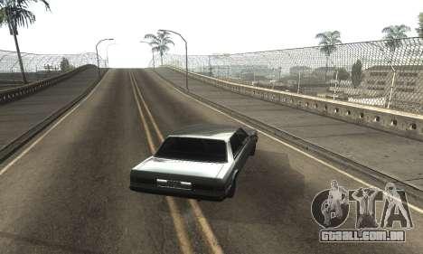 Beautiful ENB + Colormod 1.3 para GTA San Andreas segunda tela