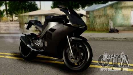 GTA 5 Carbon RS para GTA San Andreas
