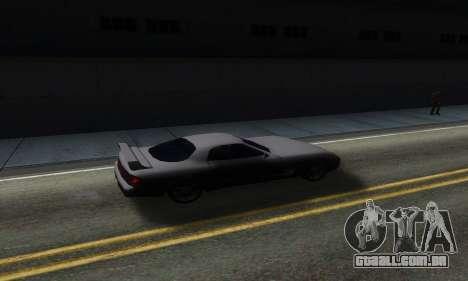 ENB 1.5 & Wonder Timecyc para GTA San Andreas sexta tela