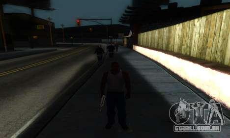 ENB 1.5 & Wonder Timecyc para GTA San Andreas sétima tela