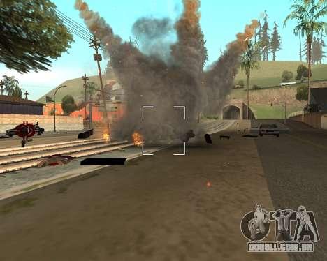 Good Effects v1.1 para GTA San Andreas quinto tela