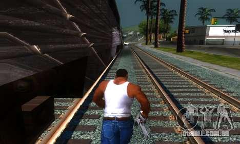 ENB 1.5 & Wonder Timecyc para GTA San Andreas oitavo tela