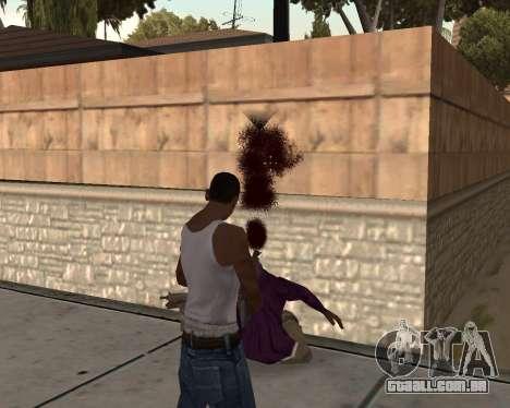 Good Effects v1.1 para GTA San Andreas terceira tela