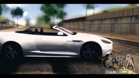 ENB v4 para GTA San Andreas por diante tela