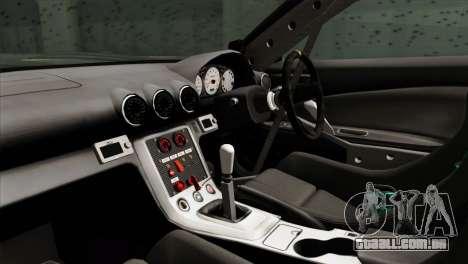 Nissan Silvia S15 Hunter para GTA San Andreas vista direita