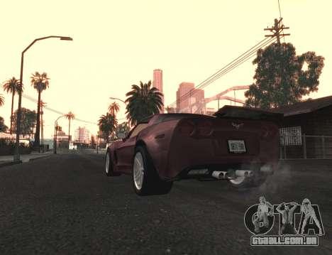 Bom Final ColorMod para GTA San Andreas segunda tela