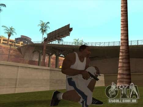 Grande russo armas para GTA San Andreas sexta tela