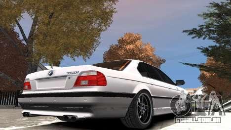BMW 750i e38 1994 Final para GTA 4
