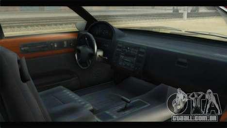 GTA 5 Dundreary Stretch IVF para GTA San Andreas vista direita