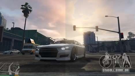 GTA 5 Sharp Vibrant Realism (Custom ReShade) sexta imagem de tela
