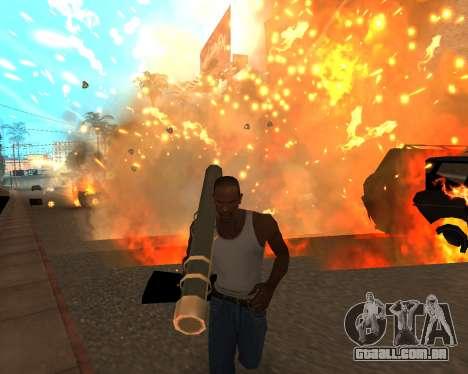 Good Effects v1.1 para GTA San Andreas décima primeira imagem de tela