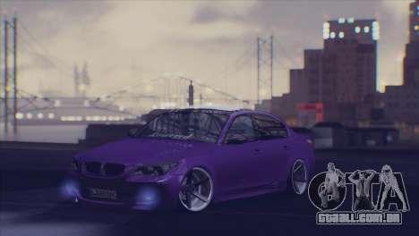 Real Live ENB para GTA San Andreas terceira tela