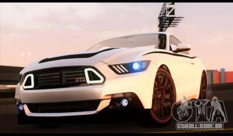 ENB Pavanjit v4 para GTA San Andreas segunda tela