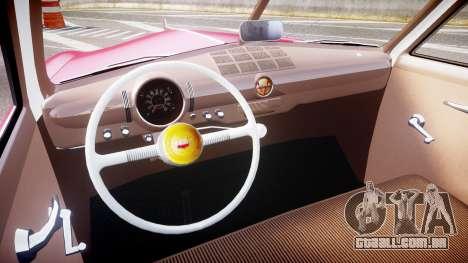Ford Business 1949 v2.2 para GTA 4 vista de volta